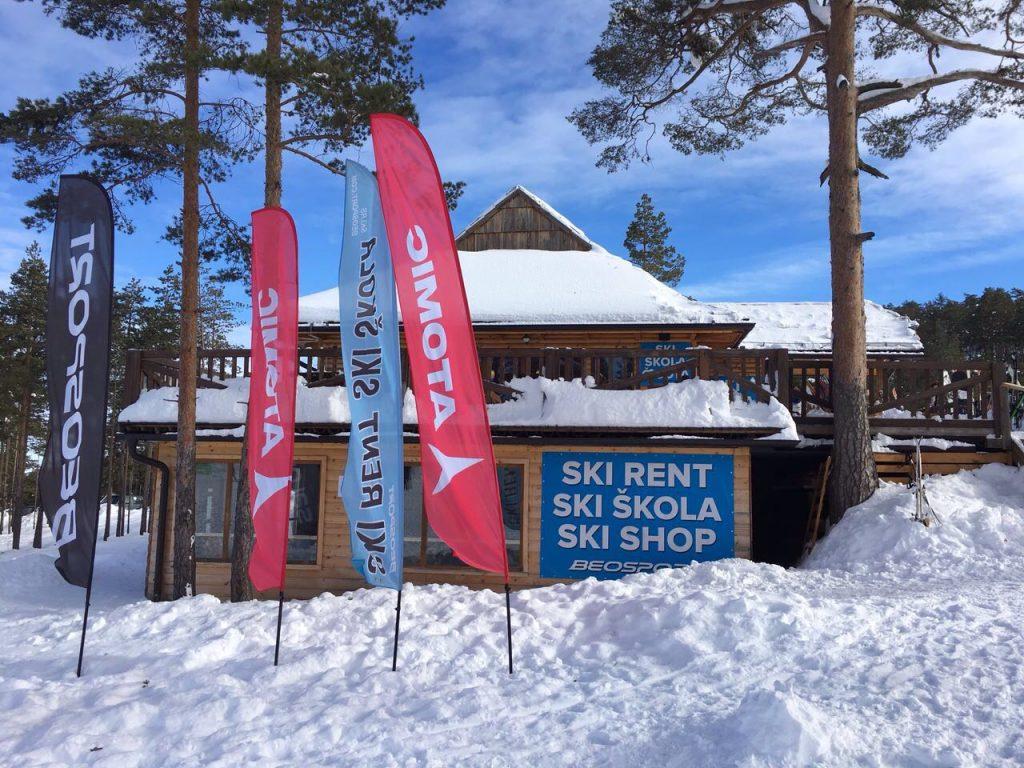 Ski skola Čigota Zlatibor