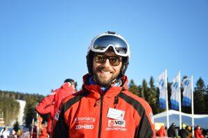 Dimitrije MitrovićInstruktor skijanja - Nivo 1