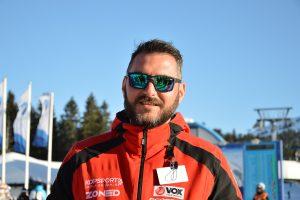 Dragan AckovićInstruktor skijanja - Nivo 1