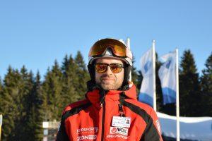 Igor KrasinInstruktor skijanja - Nivo 1