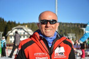 Vojko PetkovićInstruktor skijanja - Nivo 3