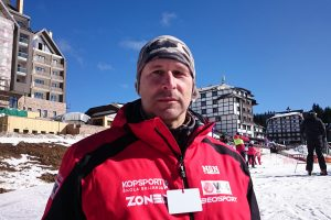 Aleksandar ĐokovićInstruktor skijanja - Nivo 1