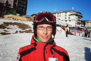 Petar StankovićInstruktor skijanja - Nivo 1