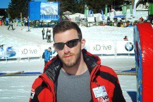Petar StojadinovićInstruktor skijanja - Nivo 1