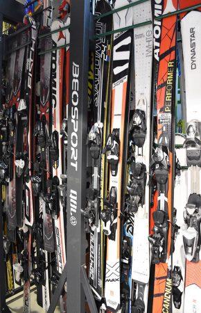 Iznajmljivanje skija Beosport