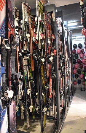 Rentiranje skija