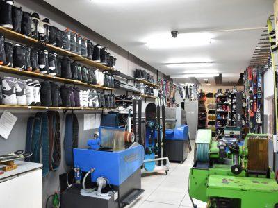 Servis ski opreme Bootfitting